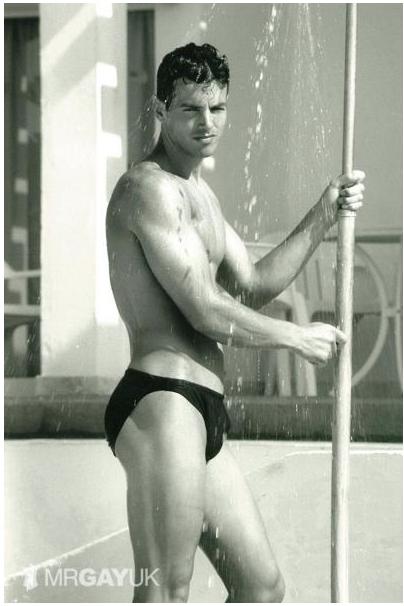 Mr Gay UK 1998 Winner Ben Harris Mr Gay UK